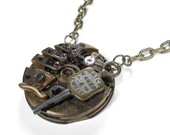 Steampunk Necklaces for Men and Women